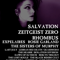 GOTH CITY - NEW FESTIVAL TO LAUNCH IN LEEDS